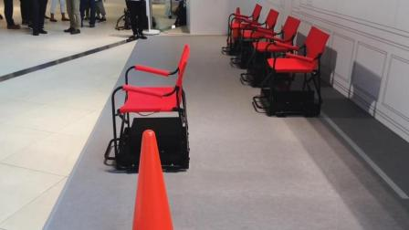 无人驾驶技术被日本人玩坏了, 推出自动排队椅, 网友: 真是黑科技