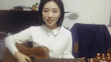 「何璟昕·房间弹唱会」《25岁》黄玠/魏如萱 吉他弹唱
