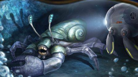 【舍长制造】深海迷航(Subnautica) 通关生存01 下海的生活