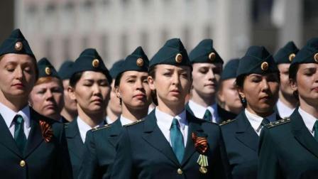 2018俄罗斯纪念斯大林格勒胜利75周年阅兵, 步兵方队_