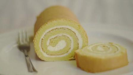 瑞士卷Cake-Vanilla蛋糕虎皮蛋糕