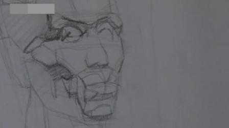素描怎么画人 速写素描人体比例结构详解 美术素描图片大全简单