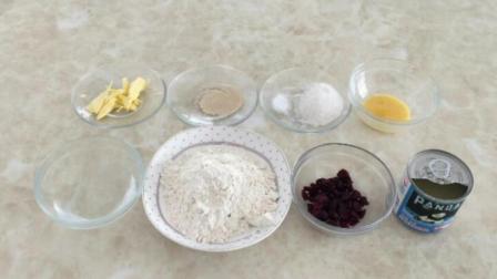 烘焙入门必买清单 面包烘焙 北京烘焙培训班及学费