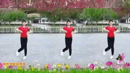学跳简单鬼步舞 广场舞女人没有错16步流行版本 熊口冰洁广场舞鬼舞步教学【我和妈