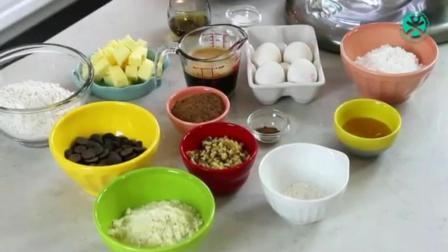 蛋糕烘焙教学 从零开始学烘焙 生日蛋糕的做法视频