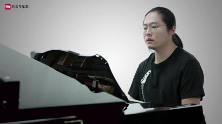 钢琴演奏丨欧美经典歌曲: 电影卡萨布兰卡《As time goes by》