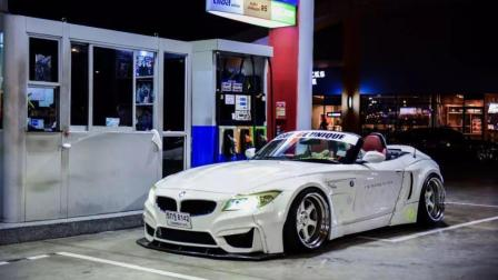 泰仔鞋店店长的BMW Z4 Stance