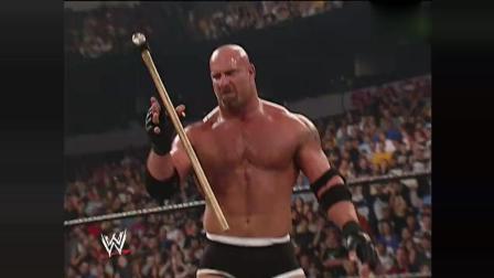 WWE: 幸存者大赛 冠军赛演变成群雄战