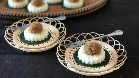 娘惹甜点, 椰香浓郁的木薯椰丝球