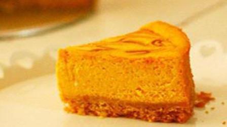 教你在家用南瓜做蛋糕, 比在外面买的好吃多了, 过年招待客人倍有面子