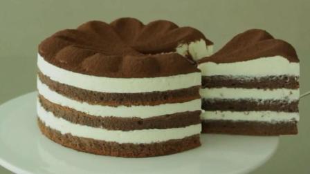 经典提拉米苏蛋糕, 为了它胖三斤也甘愿啊