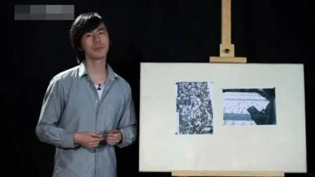 初学素描入门基础图片 素描高级线条 画苹果的素描教程视频