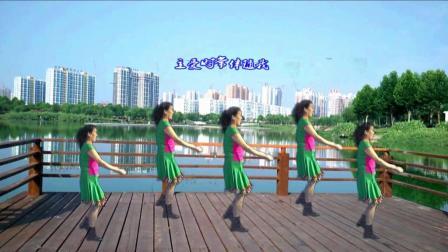 三友矿山广场舞【脚步】基督教舞蹈32步原创附分解