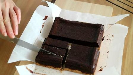 教你用饼干做巧克力蛋糕, 超级好吃, 做法也简单一看就会