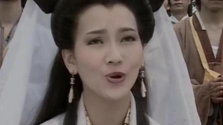 赵雅芝白娘子经典唱段《青城山下白素贞》仿佛让我回到了童年!