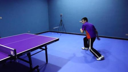 乒乓技术: 正反手拉球技术切换技能, 学会掌握球技大涨