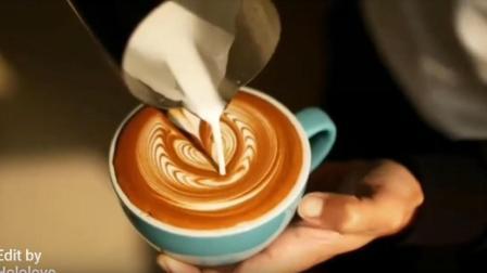精彩咖啡拉花视频合集, 为啥看了100个拉花视频, 还是拉不好花?