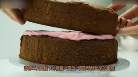 蛋糕培训美女与野兽之超美的贝儿公主蛋糕烘培王