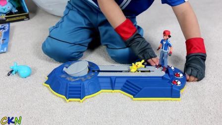 小朋友很喜欢的宠物小精灵皮卡丘玩具!