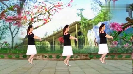 简单柔美广场舞32步《烟花三月下扬州》经典老歌