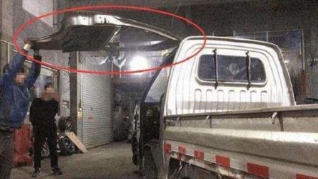穷小伙想开豪车, 花4万将五菱宏光改装成兰博基尼