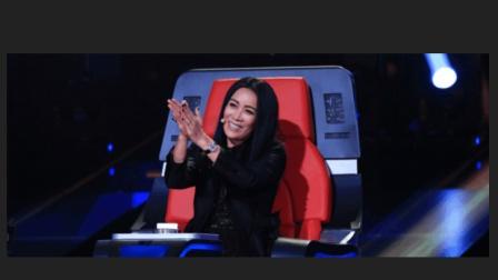 《中国好声音》: 女孩唱的太棒了, 那英不停的鼓掌, 嗓音太棒了!
