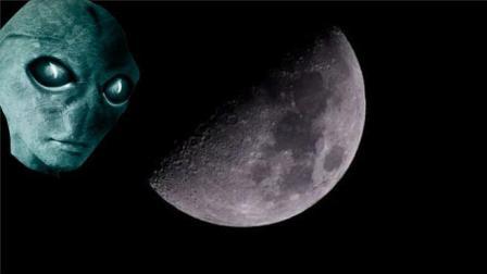 美国曝光月球背面外星人证据, 阿波罗登月15分钟真实录音!
