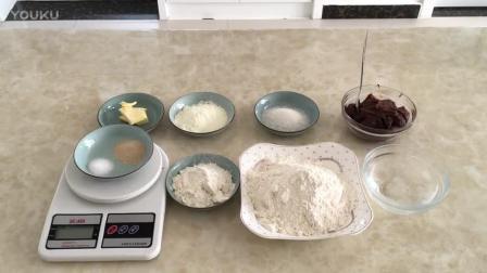 面包烘焙教程新手 日式红豆包的制作教程jf0 烘焙面包做法大全视频教程