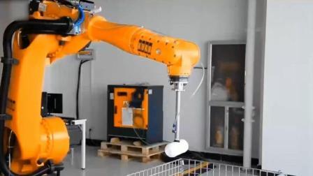 KUKA机器人3D视觉引导定位
