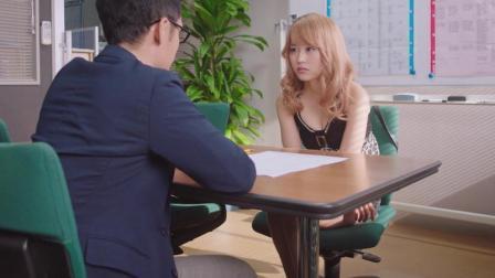 日本女学生与老师打赌