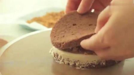 摩卡巧克力碎蛋糕, 制作简单, 超好吃