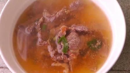 不用小苏打, 牛肉这样腌制一下, 煮的汤比佛跳墙还好喝