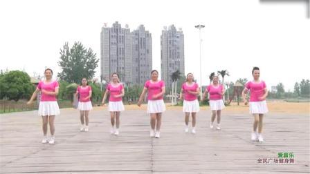 跳这样的广场舞不仅好看还简单易学,最重要是健身!