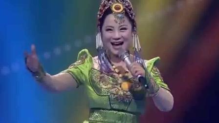 东方红艳一首草原歌曲《火火的姑娘》唱的超级好听, 听得心都融化了
