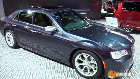 实拍2018克莱斯勒300C V8, 低调的豪华轿车