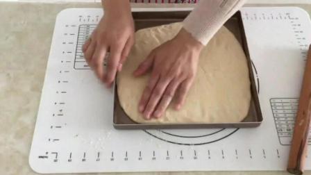 榴莲披萨的做法 那里可以学做蛋糕 裱花视频大全视频教程