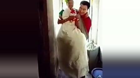 老妻少夫 属于老妻少夫的浪漫婚礼 太幸福了