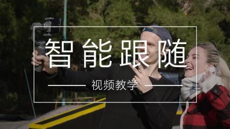 灵眸OSMO 手机云台2系列教学视频——智能跟随