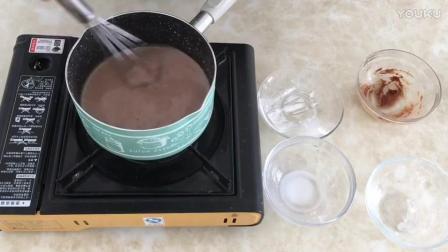幼儿园烘焙课视频教程 红豆沙雪糕的制作方法vn0 烘焙做法视频教程全集