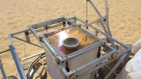 沙子加热到1700度, 就成了一件艺术品, 真是让人难以置信