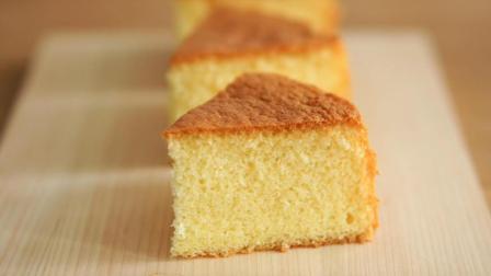 烘焙新手必备, 经典海绵蛋糕
