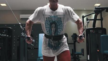 AFFLICTION健身房训练, 激情属于我们!