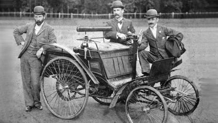 世界上现存的10大最古老的汽车制造商
