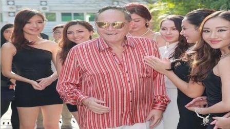 他是香港最有名的超级富豪, 81岁身价几十亿, 交往过数万女子!