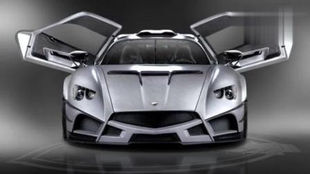 极速跑车的制造者Mazzanti Evantra, 要在超跑界打出一片新天地