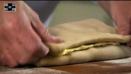 咸味丹麦酥皮面包, 英国面包大师保罗手把手教学视频