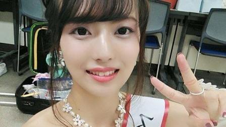 中国理科女学霸颜值爆表成为日本选美冠军