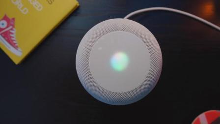 苹果 HomePod 外媒上手, 除了音质出众, Siri 也更聪明了