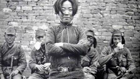 """她被称为""""中国最美女兵""""面对日军枪口淡定微笑, 牺牲时年仅24岁"""