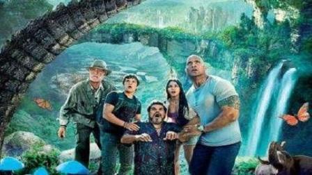 《地心历险记2: 神秘岛》: 精彩特效引人入胜, 这是我看过的最炫酷的3D电影!